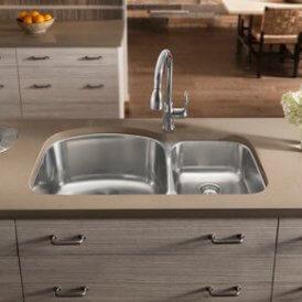 Blanco's Stainless Steel Sinks
