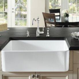 Blanco's Fireclay Sinks