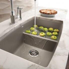 Blanco's Low-Divide Sinks