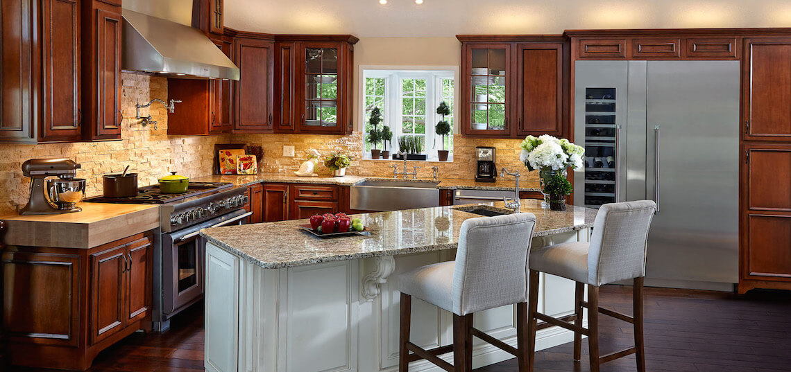 haas kitchen cabinets Complete Kitchen Design for sale michigan