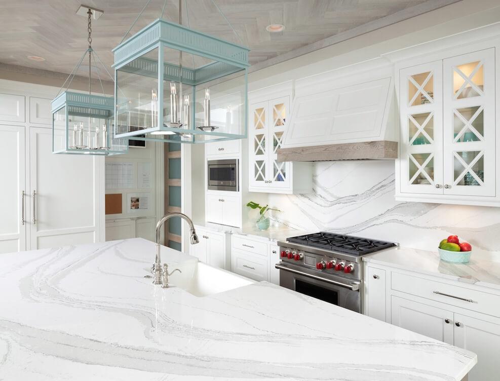 Cambria Brittanicca Countertop. Complete Kitchen ...