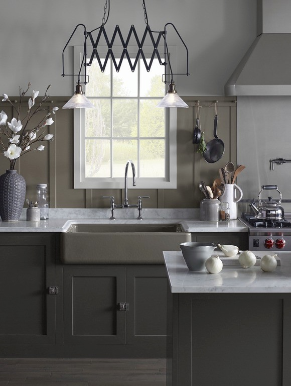 Complete Kitchen Design Of MI
