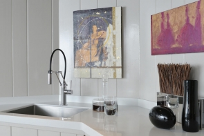 Articulating Kitchen Faucet by Brizo
